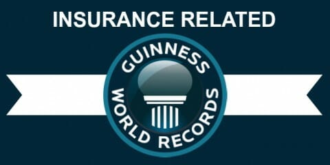 Insurance World Records