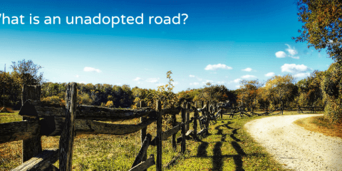 What is an Unadopted Road