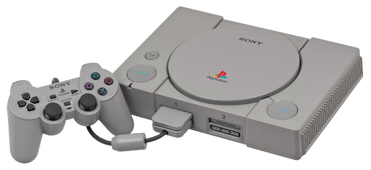 PlayStation in 1995