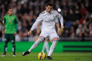 Cristiano Ronaldo Legs