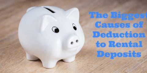 Deposit Deduction Causes