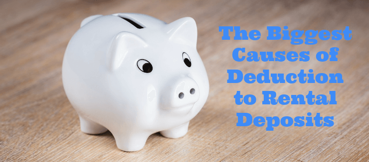 Deposit Deduction Causes