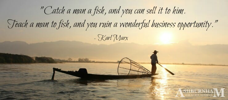 Funny Business Quote