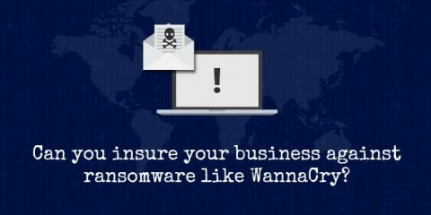 Insuring Business Against Ransomware Wannacry