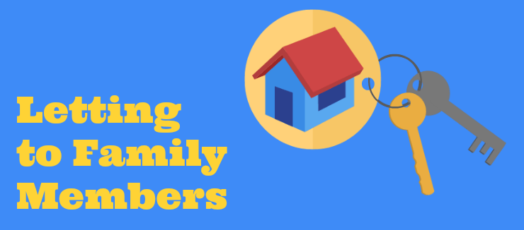 Letting To Family Members