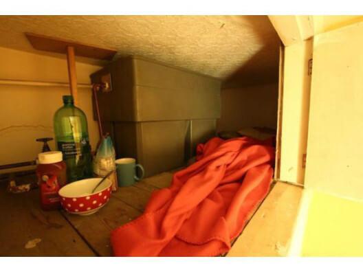 Loft cupboard to rent in London