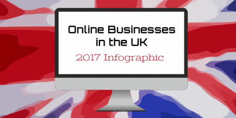 Online Businesses Uk 2017 Statistics