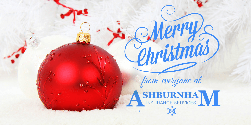 Merry Christmas from Ashburnham