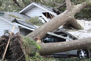 storm damage to property